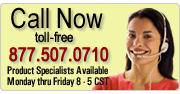 Call 1.877.507.0710 Toll-Free Now